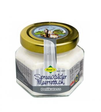 Spreewälder Meerrettich Delikatess - 100g