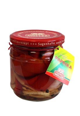 Müller Paprikasalat süß-sauer 435ml