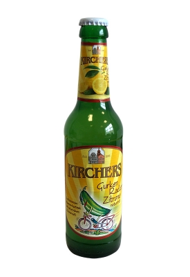 Kirchers Gurkenradler Zitrone 0,33l