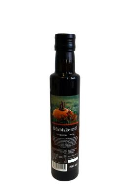 Kürbiskernöl kaltgepresst - nativ 250ml