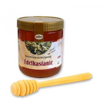 Spreewälder Honig Edelkastanie 500g