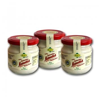 Spreewälder Meerrettich Sparpaket Pur RD --195 g -- Vegan