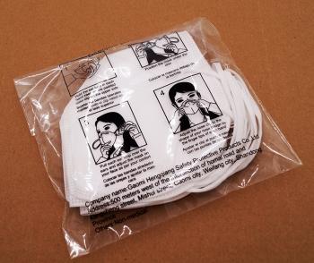 Atemschutzmaske KN95/FFP2 5er Pack