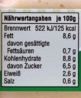 Spreewälder Meerrettich Pur -  100g Vegan