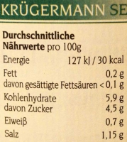 Spreewälder Knoblauchgurke Eimer 1,0 l