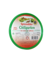 Spreewälder Chiligurken Eimer 1,0 l