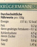 Spreewälder Senfgurken Eimer 1,0 l