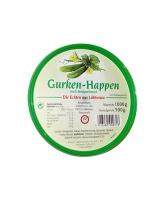 Spreewälder Gurkenhappen mit Senfgurken Eimer 1,0 l