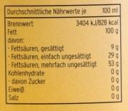 n.Lausitzer Leindotteröl 250ml