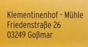 Niederlausitzer Leinöl 500ml
