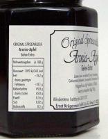 Aronia-Apfel Gelee extra - 200g