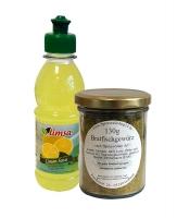 Bratfisch Grillgewürz 130g + Zitronen Dessing 200ml gratis dazu
