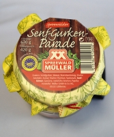 Müller Senfgurken Parade 720ml