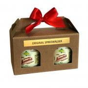 Geschenkbox - Spreewälder Meerrettich Pur