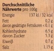Original Spreewälder Gewürzgurken Auslese 720ml