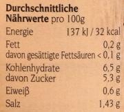 Original Spreewälder Senfgurken 1062ml