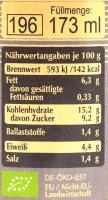 Spreewaldsenf Grober Heinrich 190ml