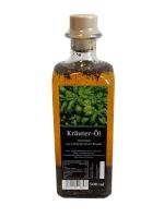 Kräuter Öl Gewürzöl aus kaltgepresstem Rapsöl 500ml