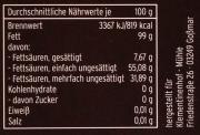 Knoblauch Öl Gewürzöl aus kaltgepresstem Rapsöl 100ml
