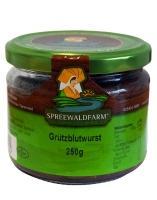 Grützblutwurst Glas - 250g