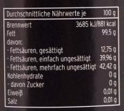 Sesamöl kaltgepresst - nativ 250ml