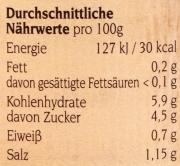 Original Spreewälder Gewürzgurkenfässchen 1062ml