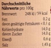 Original Spreewälder Honig Gurken 370ml