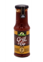 Grill & Dipp Smokey BBQ 210ml