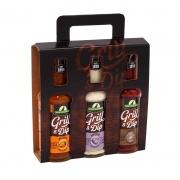Grill & Dipp 3er Geschenkpackung