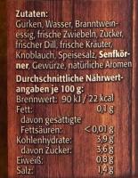 Müller Knoblauchgurke 720ml