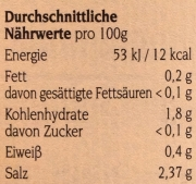 Original Spreewälder Saure Gurken 720ml