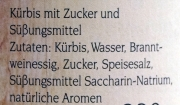 Original Spreewälder Kürbis 720ml