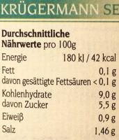Original Spreewälder Rotkohl 370ml