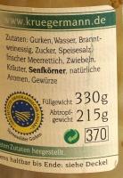 Original Spreewälder Meerrettich Senfgurken