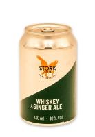 Spreewälder Whiskey & Ginger Ale 0.33l - 10% Vol
