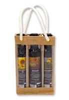 Öl Sparpaket - Sonnenblum-, Mohn-, Färberdistelöl 3 x 250ml