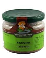 Hausmacher Leberwurst Glas - 250g
